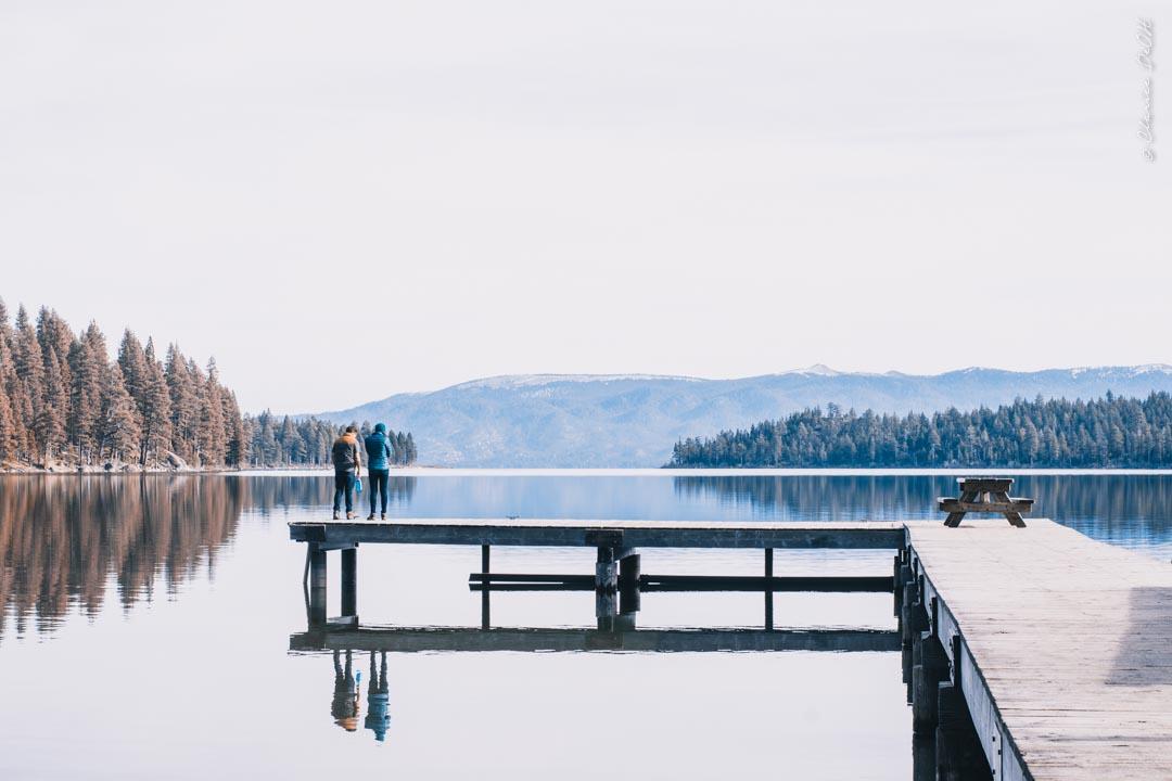 Mirantes em Lake Tahoe