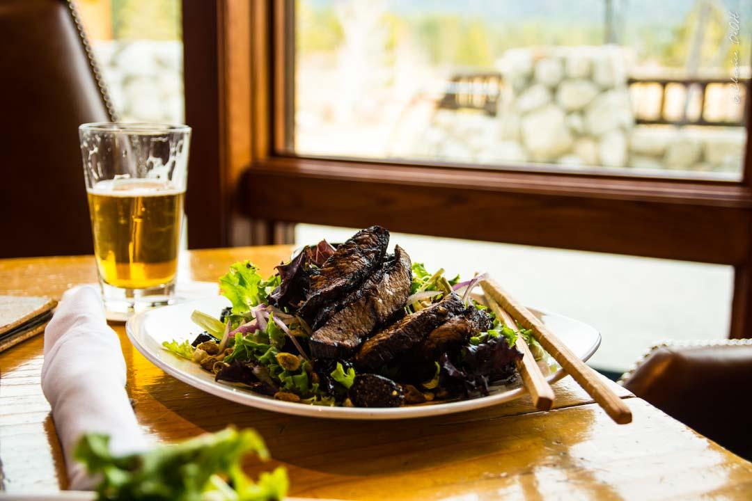 Restaurante em Lake Tahoe