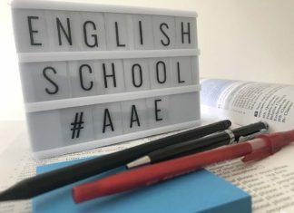 Escola American English Academy em San Francisco