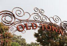 Old Town em los Gatos