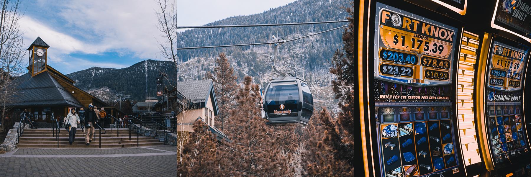 Vila e Cassinos em Lake Tahoe