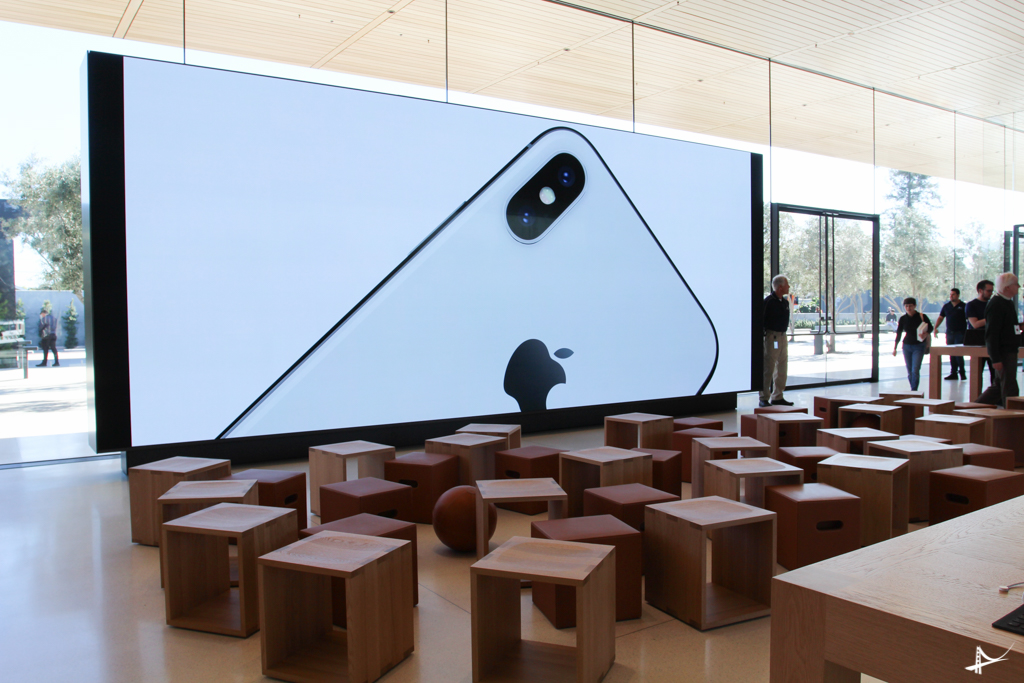 Apple Visitor Center