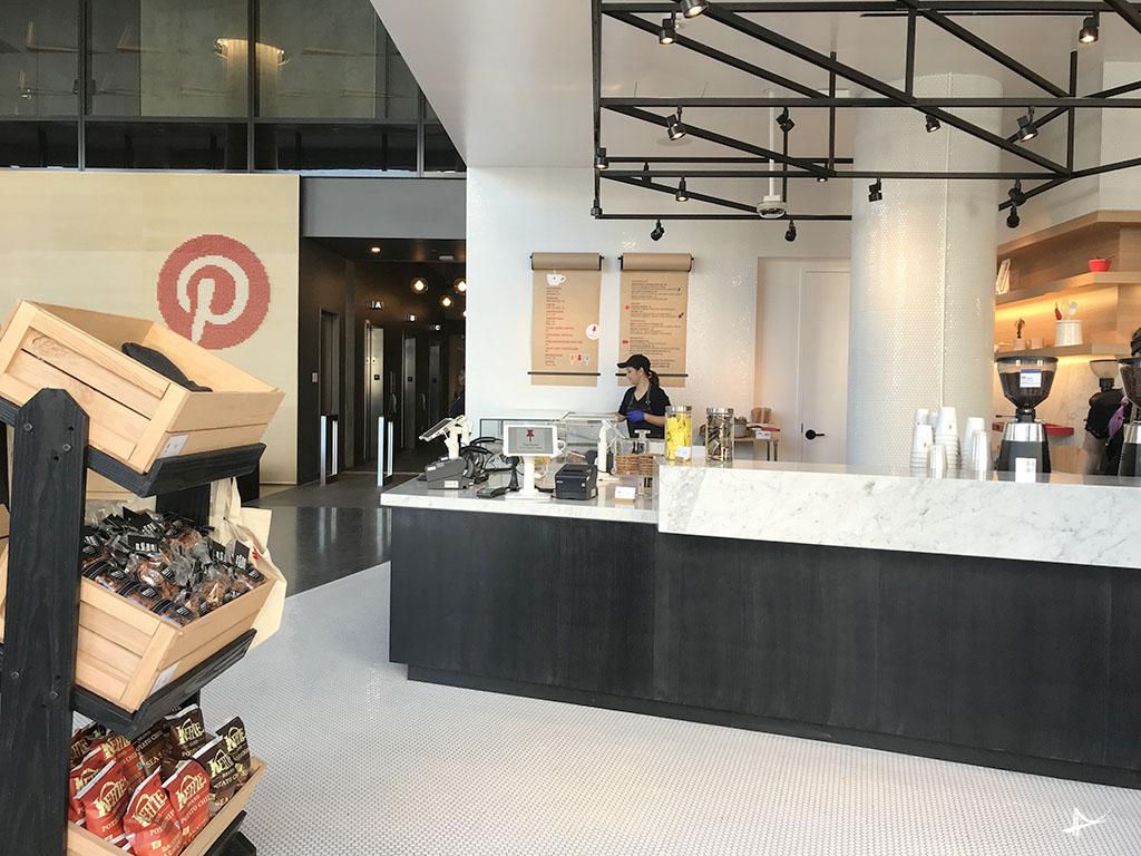 Cafe Pinterest