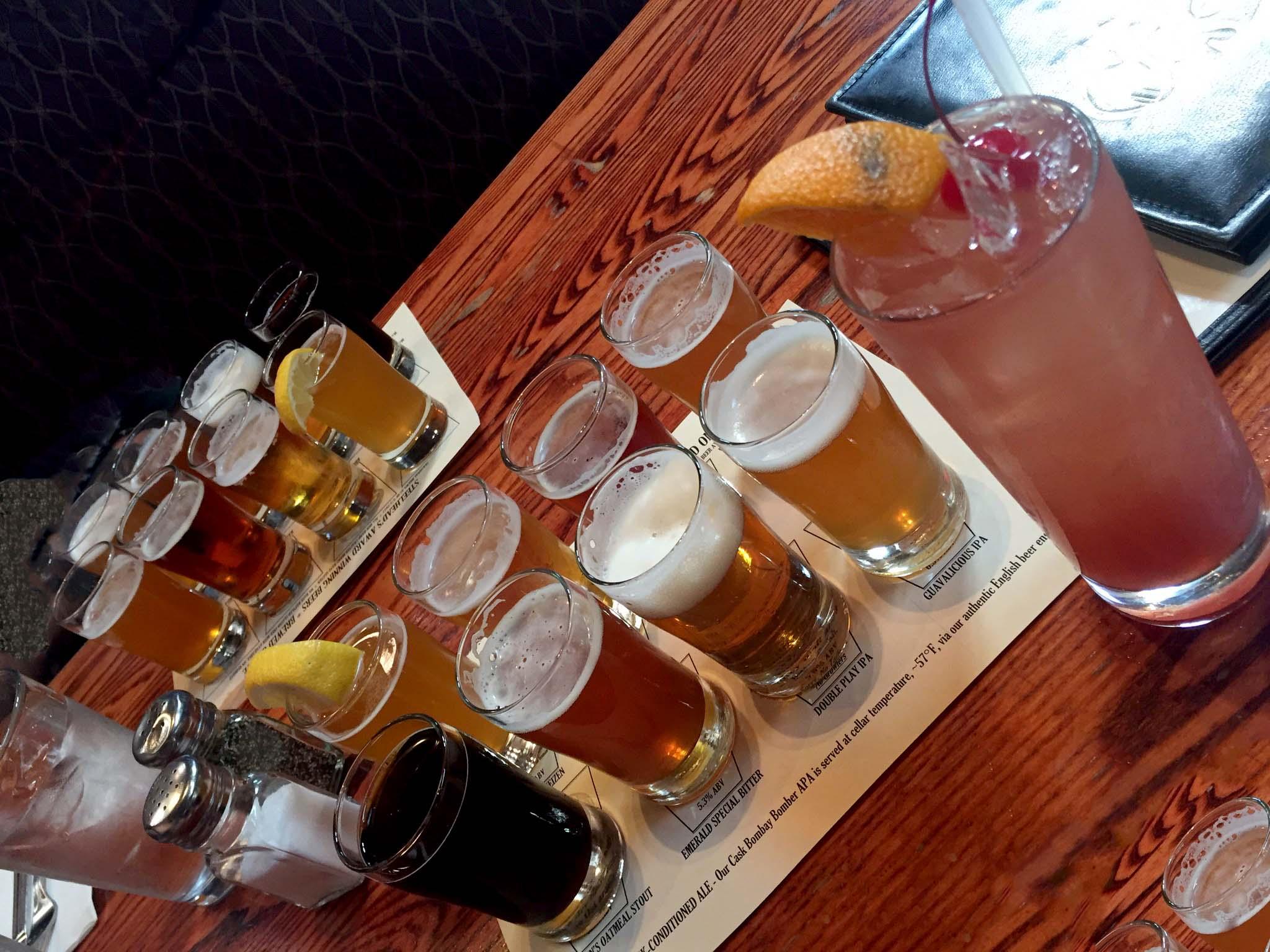 Cervejaria em Burlingame