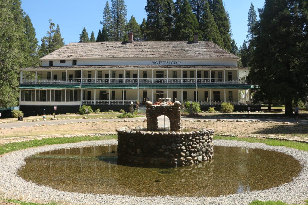 Hotel no Yosemite