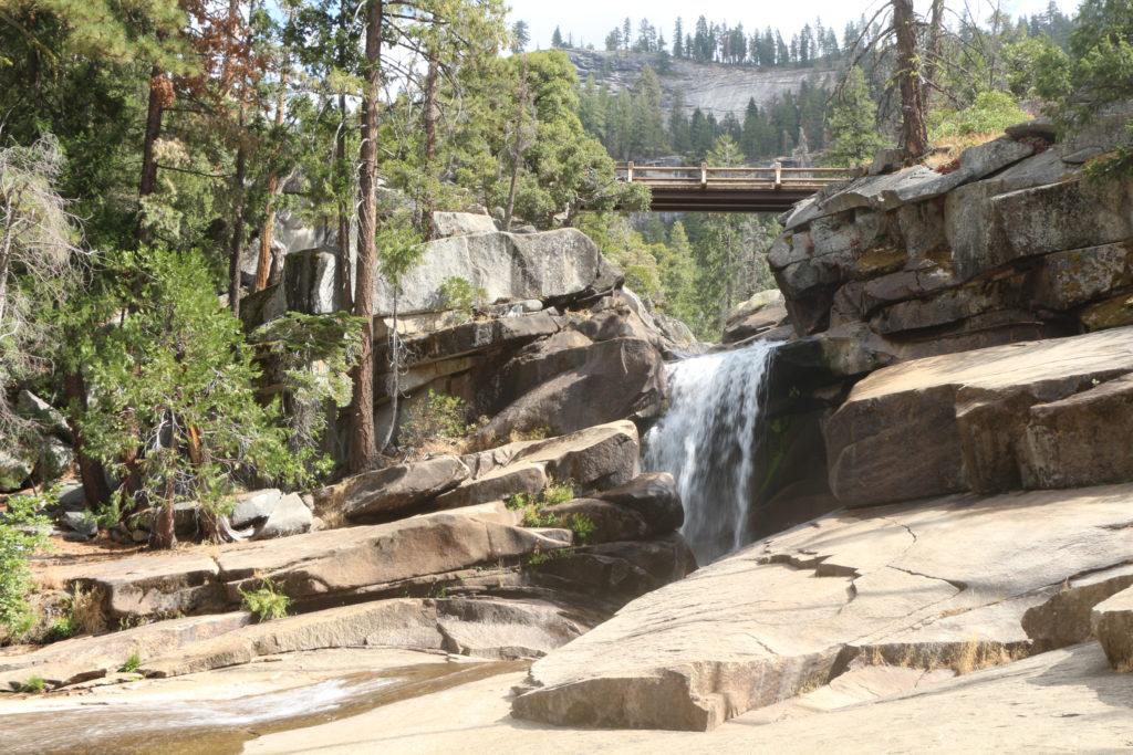 Cachoeira no Yosemite