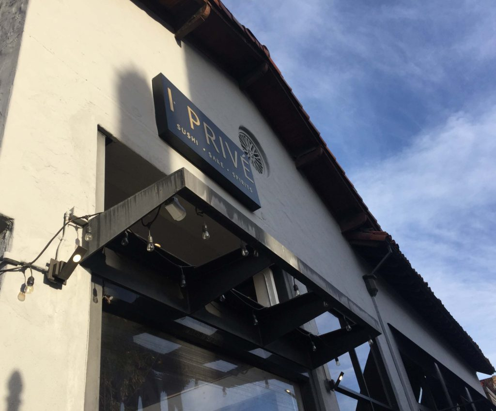 Restaurante I Prive em Burlingame