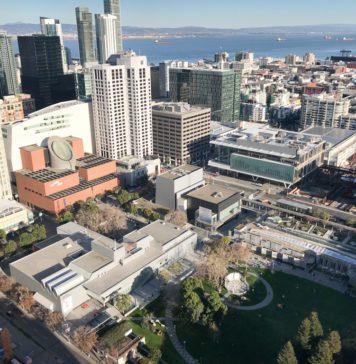Hotel Marriot Marquis em San Francisco