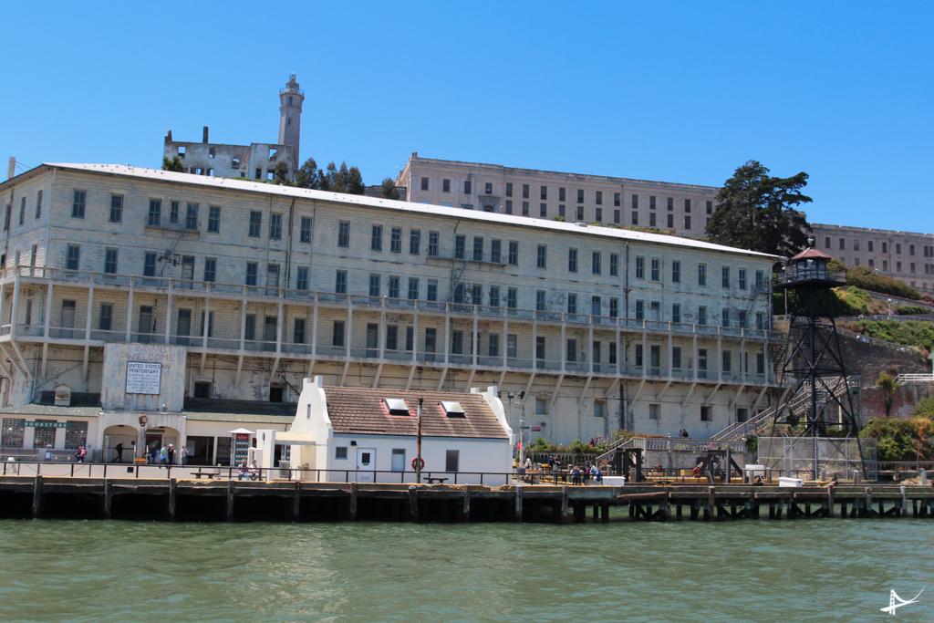 Passeio em Alcatraz