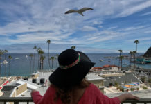 The Avalon Hotel em Catalina Island
