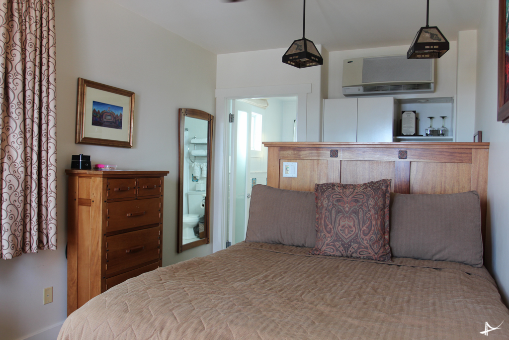 Quarto 306 no The Avalon Hotel em Catalina Island