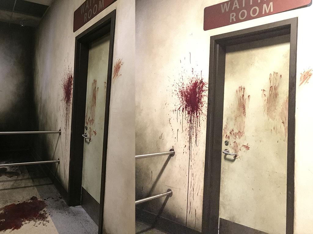 Walking Dead na Universal Studios