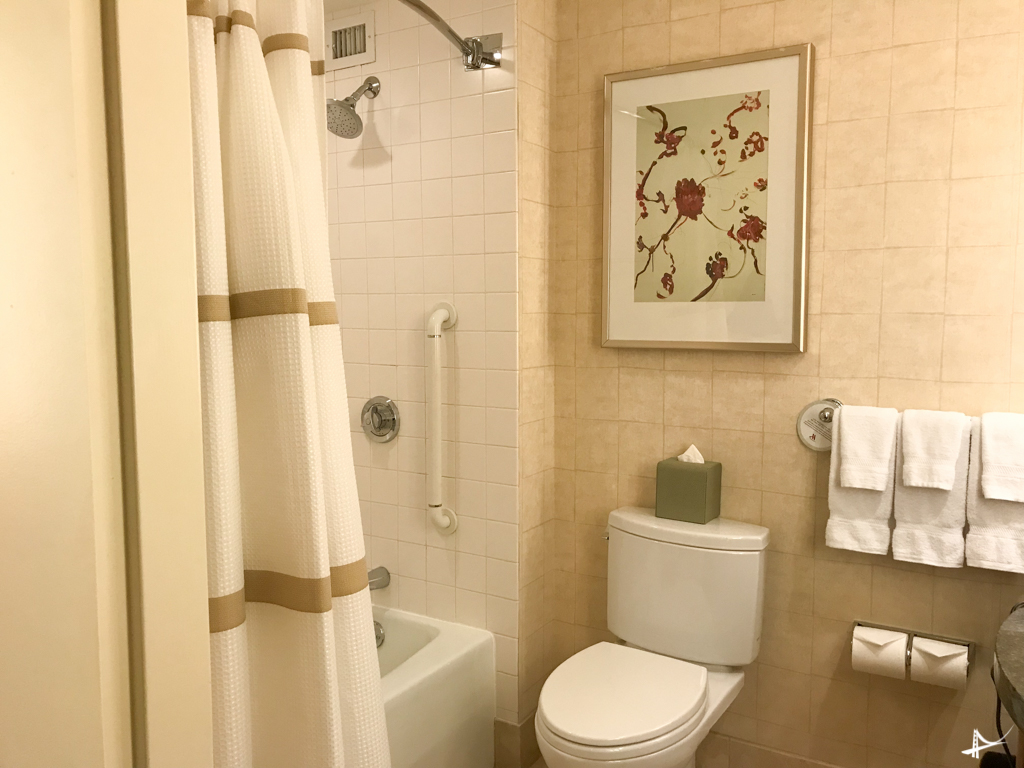 Banheiro - Marriot Marquis da Union Square