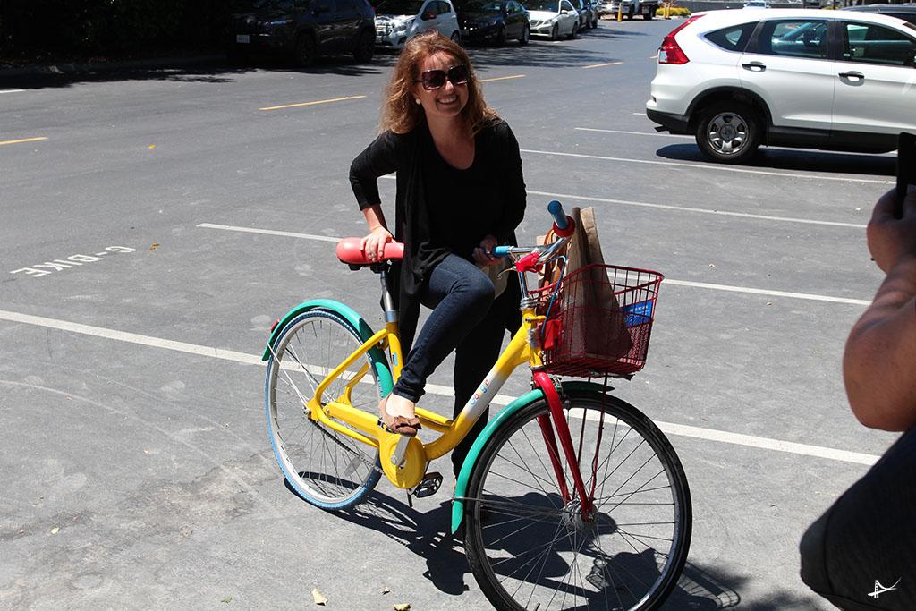 Bicicletinhas da Google