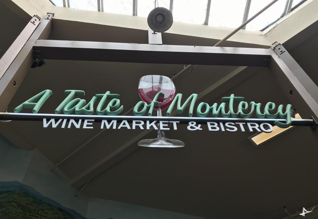 Wine Market & Bistro em Monterey