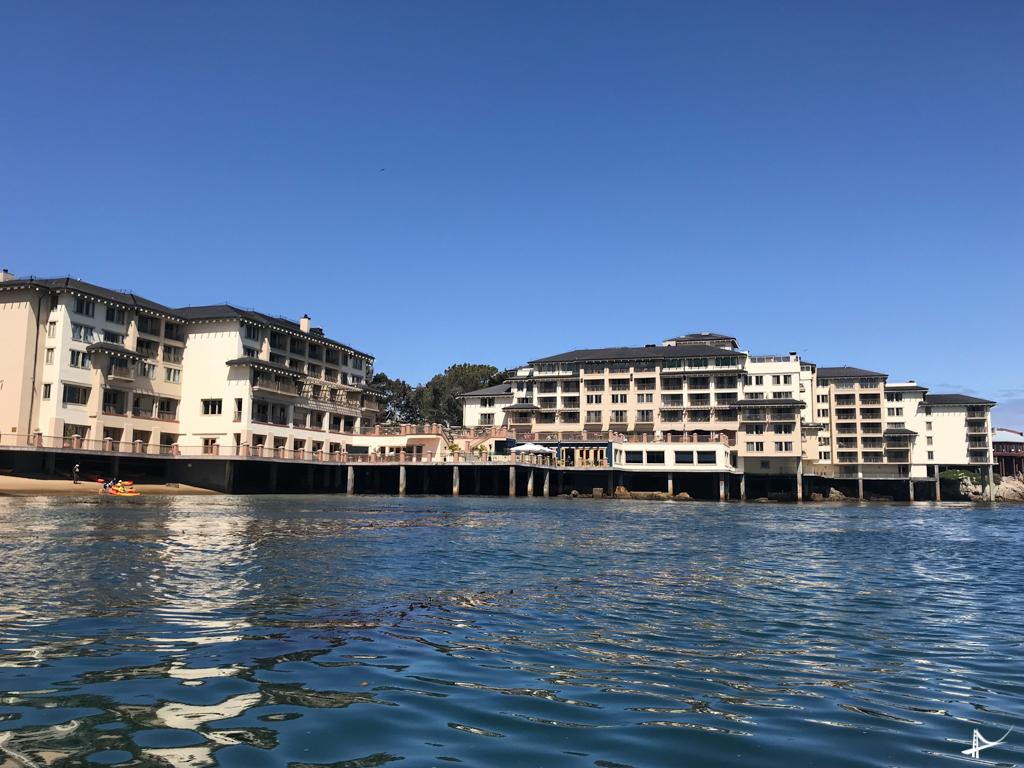 Hotel Monterey Plaza & Spa em Moterey