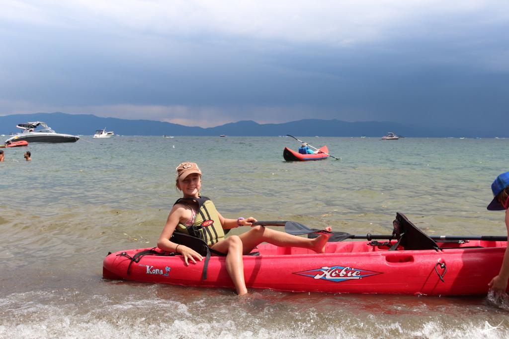 Praias de Lake Tahoe