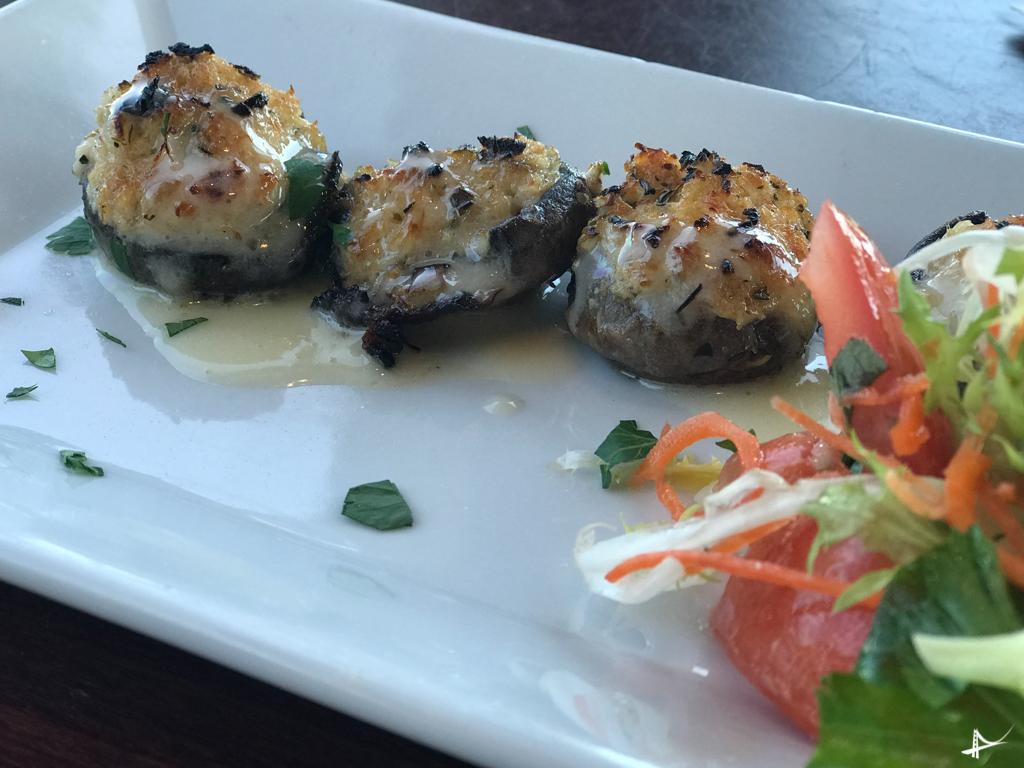 restaurante de frutos do mar em Monterey