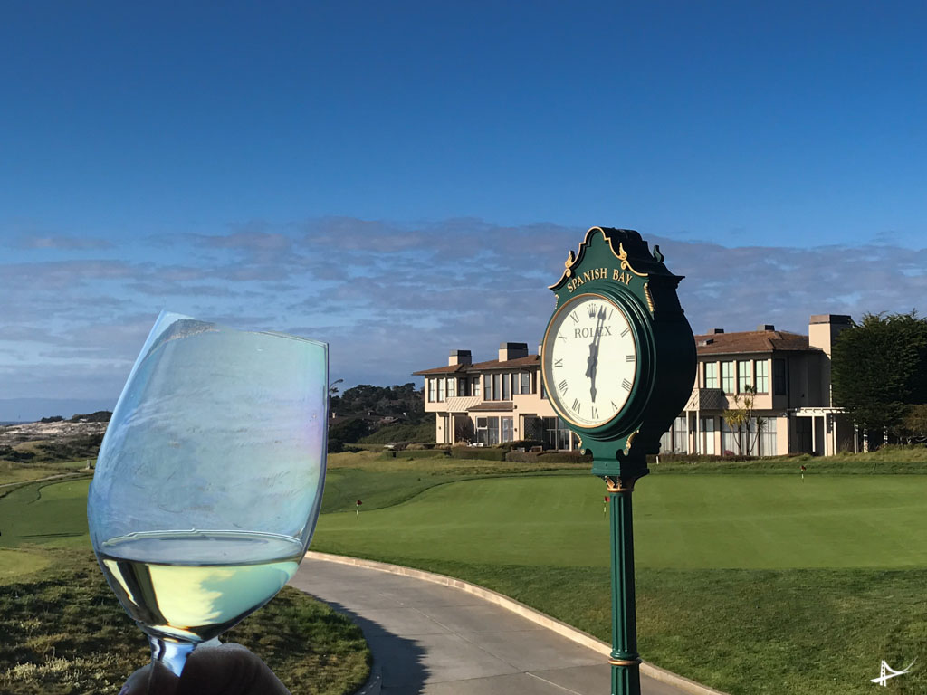 happy-hour em Pebble Beach