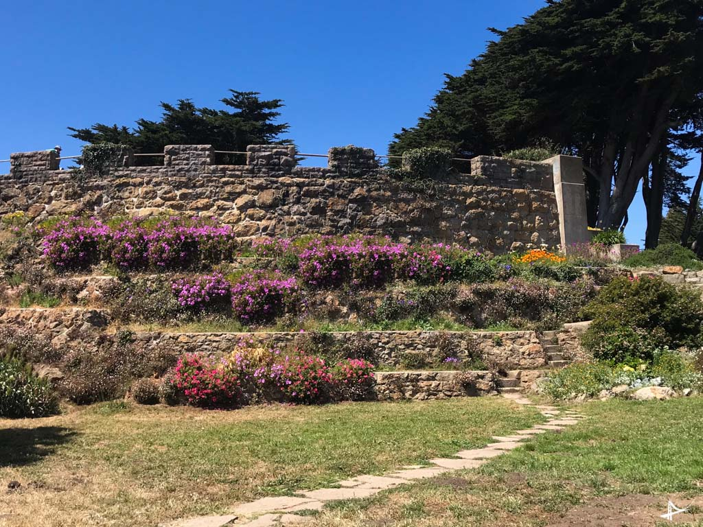 Sutro Heights Gardens em San Francisco