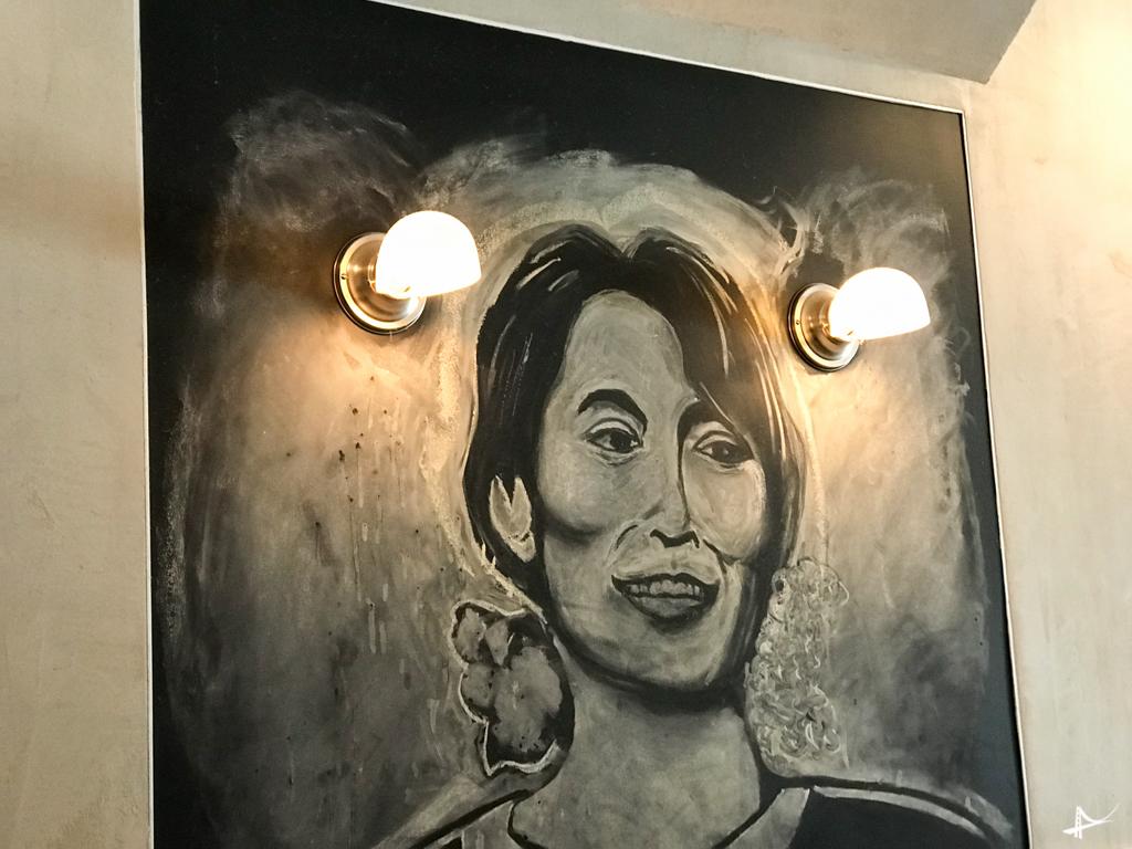 Restaurante Burma Love no Mission