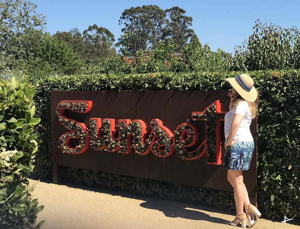 Cornerstone Gardens em Sonoma