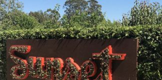 vinicolas com jardins
