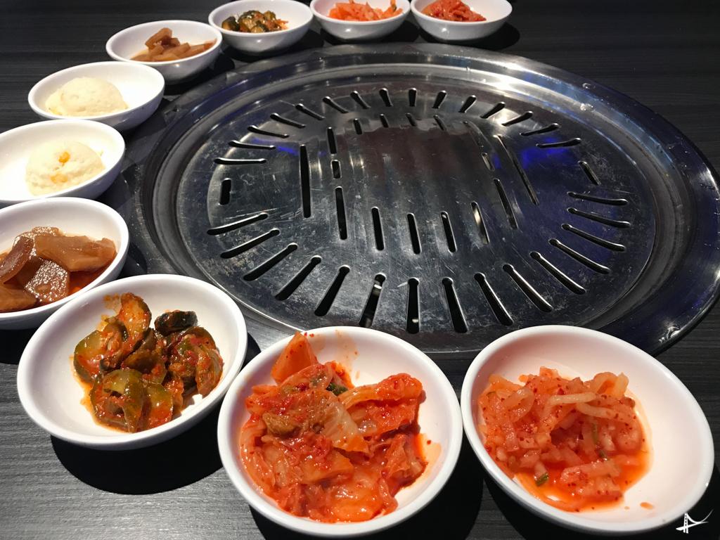 Churrasco coreano