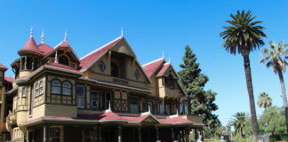 Winchester Mistery House