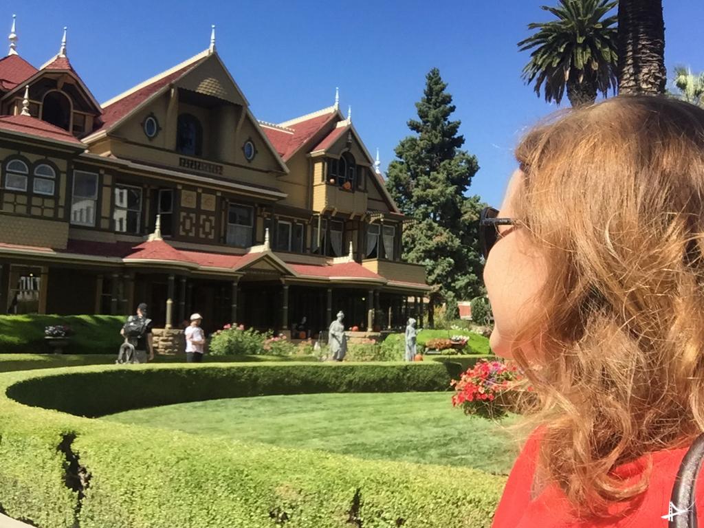 Winchester Mistery House em San Jose
