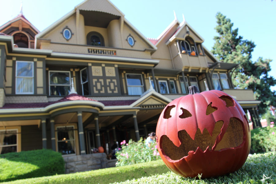 Mystery House no Halloween