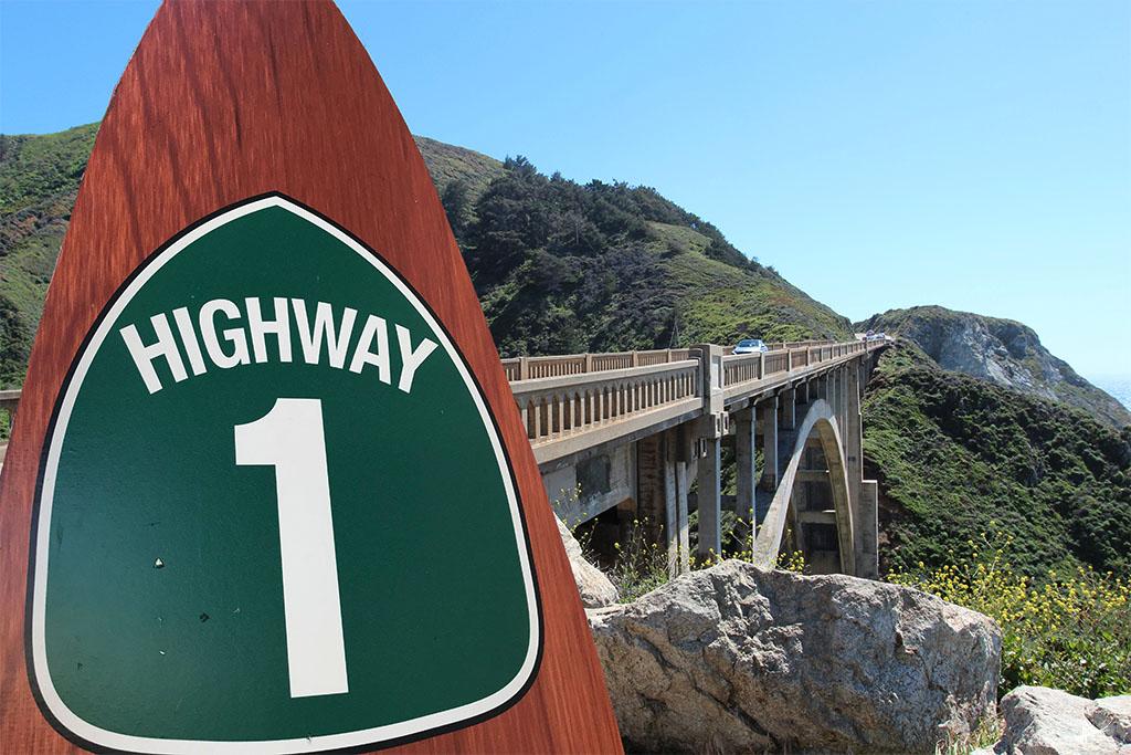 Abertura da Highway 1