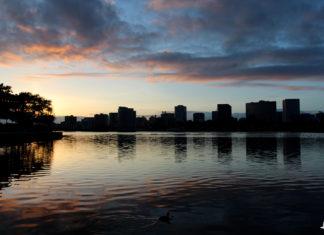 Lake Merrit Oakland