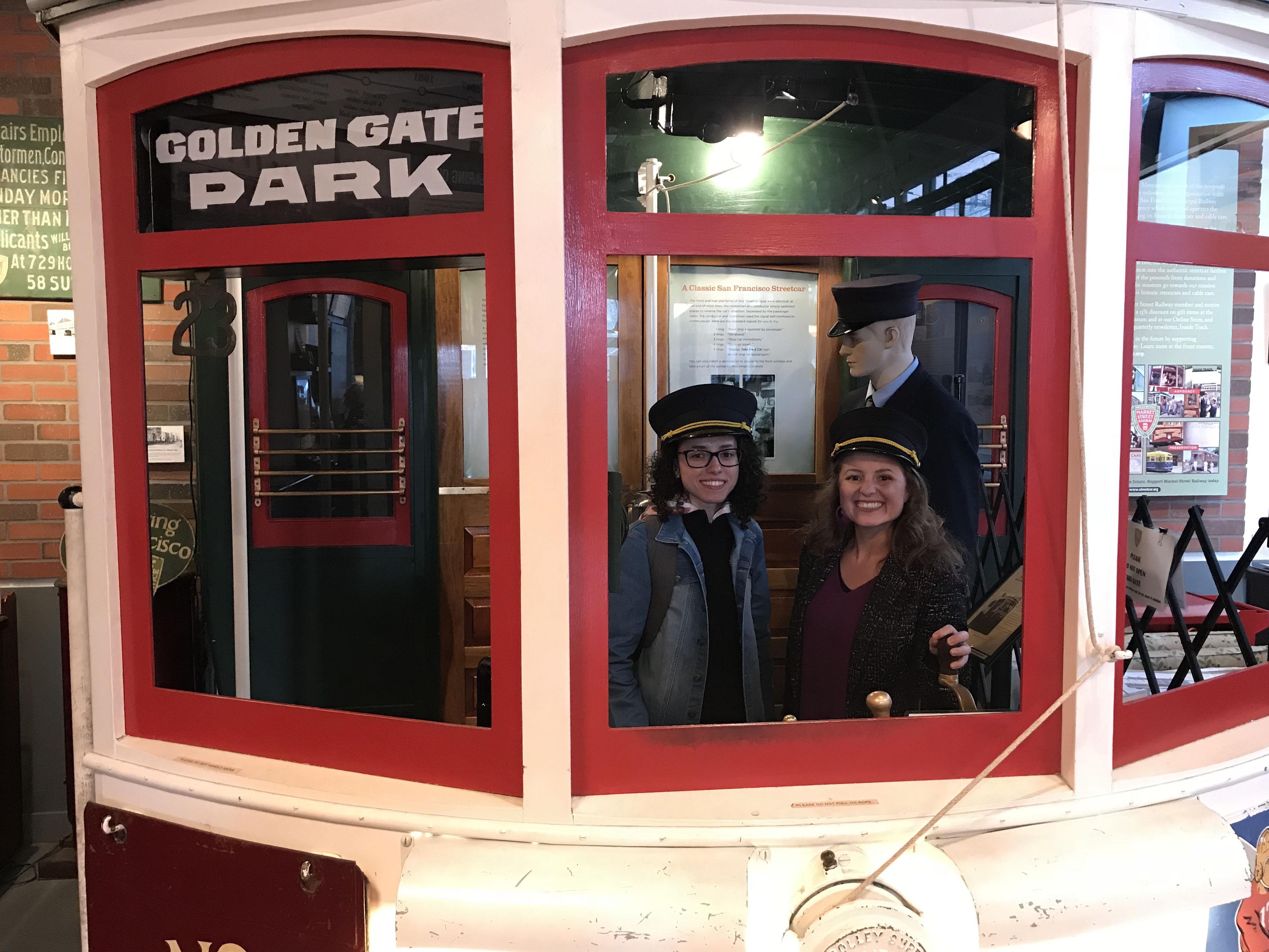 Railway Museu em San Francisco