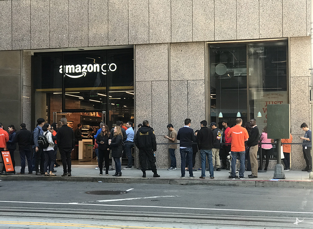 Amazon em San Francisco