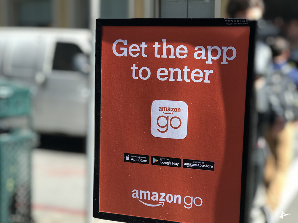 Amazon Go em San Francisco