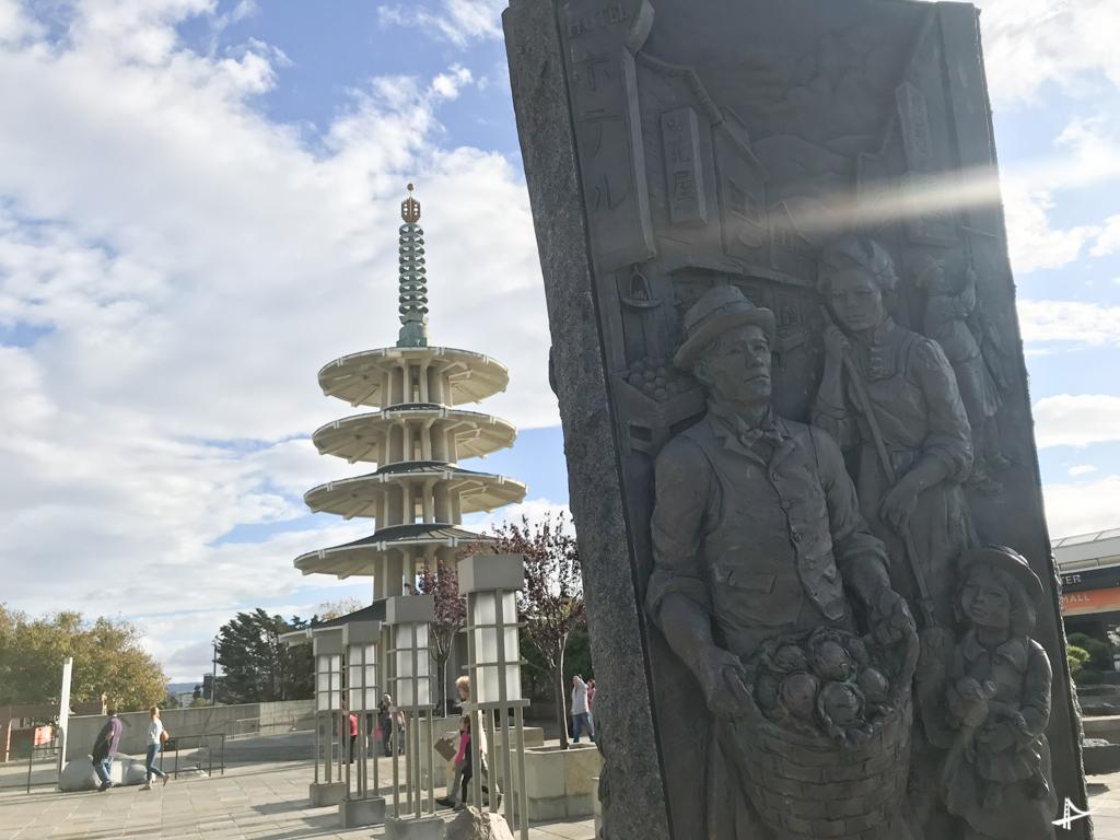 Japantown em San Francisco