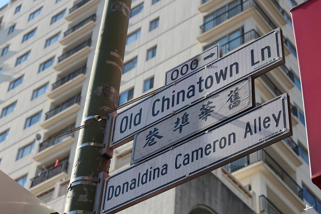 Alleys do Chinatown