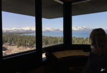 Restaurante no Harrah's em South Tahoe